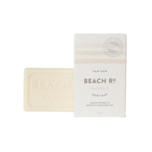 Body Bar - Organic Paw Paw & Coconut Oil_v2
